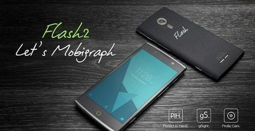 Alcatel OneTouch Flash 2 presented