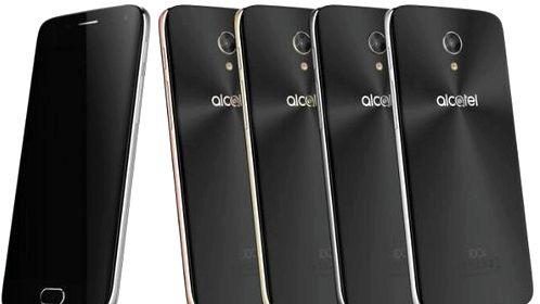 Alcatel will present a mini-version of Idol 4
