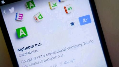Alphabet became the most expensive company