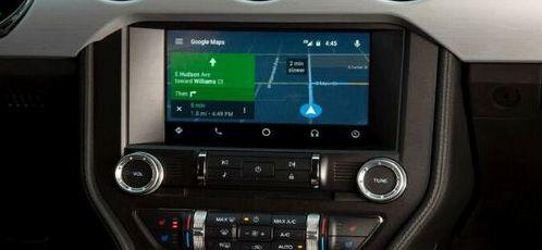 Ford Escape 2017 will equip Android Auto