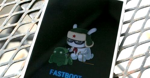 Android Fastboot received the support of a network connection
