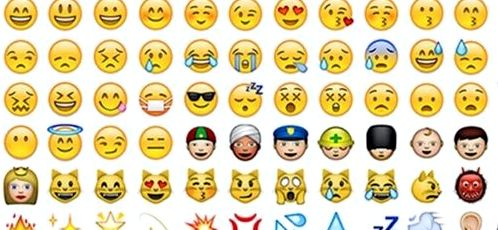 Android will expand the number of supported emoticons