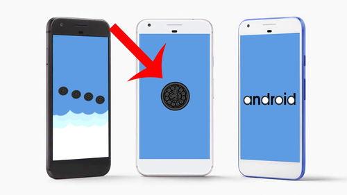 Анимация загрузки в Android 8.0 Oreo. Как поменять загрузочную анимацию
