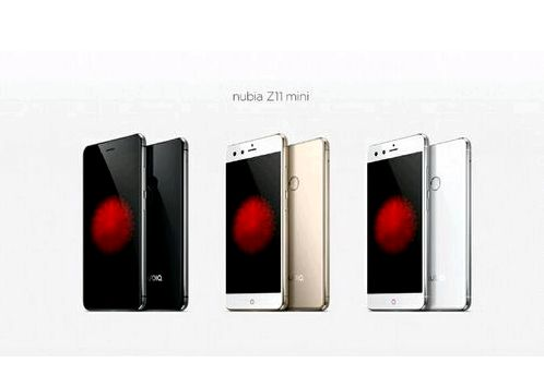 Announcement Nubia Z11 Mini