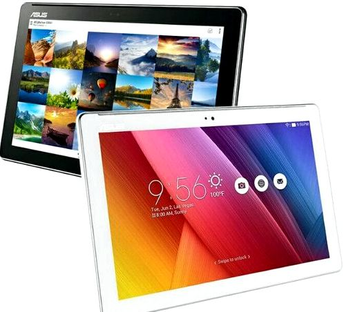 Asus announced tablets ZenPad line