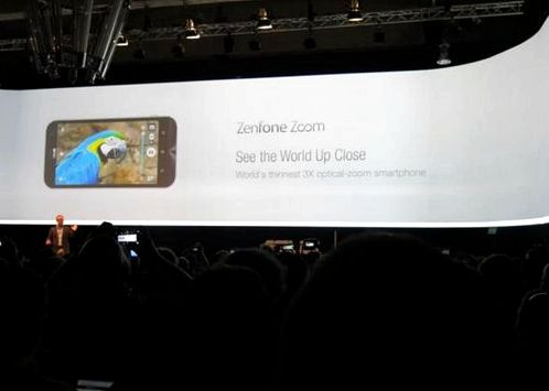 ASUS has introduced a new smartphone at IFA 2015