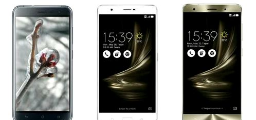 Asus introduced a line of devices ZenFone 3