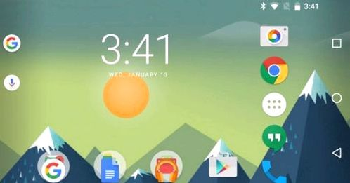 The beta version of Google Now Launcher received new opportunities