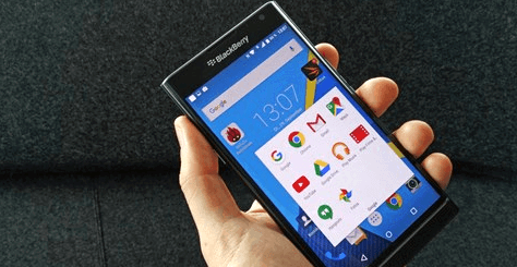 BlackBerry Priv available for preorder