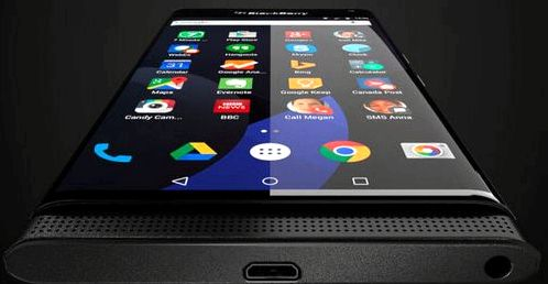 BlackBerry Venice on Android can be presented in November