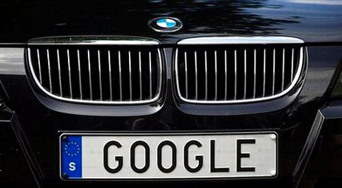BMW could sue Google for trademark Alphabet