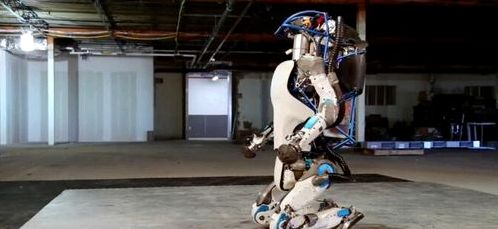 Boston Dynamics showed the next generation of Atlas