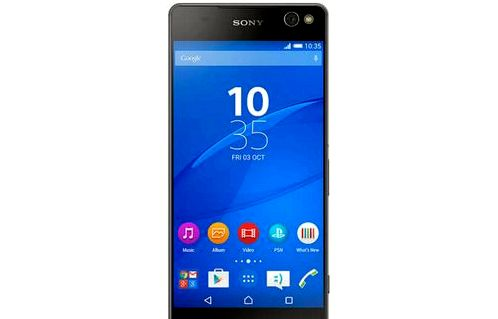Price Sony Xperia C5 Ultra became known
