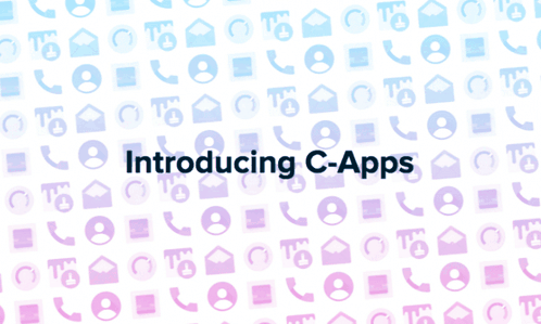 Cyanogen presented C-Apps