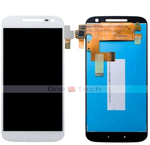 The network has photos front panel Moto G4 and G4 Plus