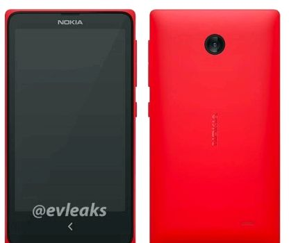 Nokia's Android?