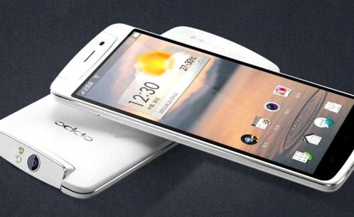 Oppo N1 welcome novelty