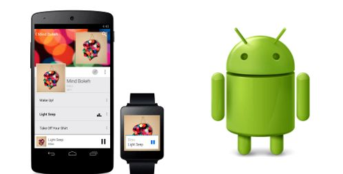 Smart Watch for Android now supports Wi-Fi
