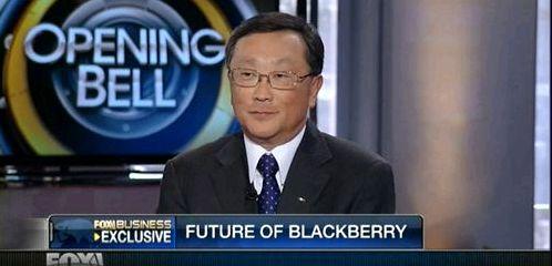 BlackBerry Director was interviewed by Fox Business