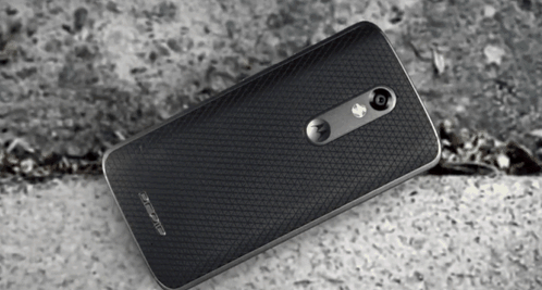 The network has a teaser for Motorola Droid Turbo 2