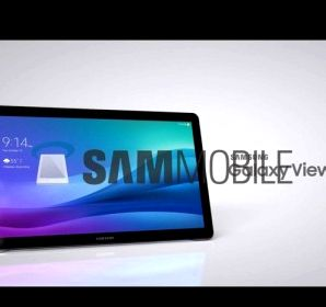 Photos 18.4-inch Galaxy View hit the net