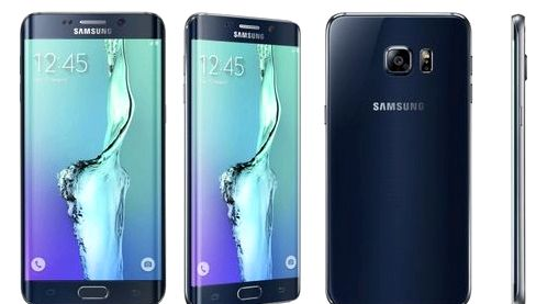 5 Galaxy Note and Galaxy S6 Edge + get a variation from 128 GB