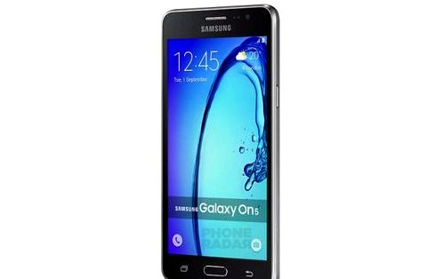 Galaxy On5 On7 and will be available in a few weeks