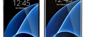 Galaxy S7 appeared on the new renderers