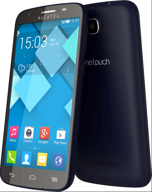 Get root Alcatel OneTouch Conquest root