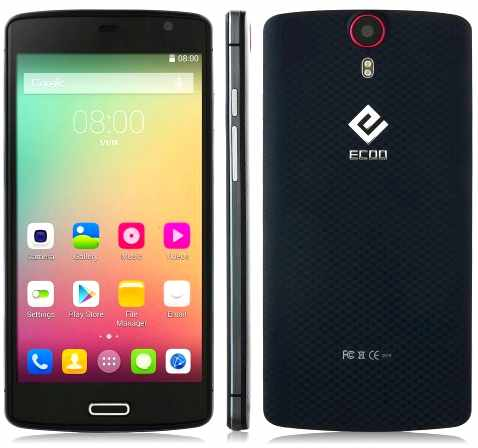 We get the root Ecoo Aurora E04 root