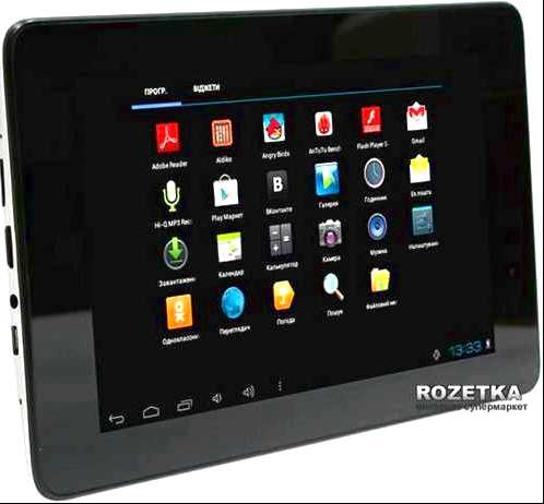 Get the root Impression ImPAD 6115 (firmware) root