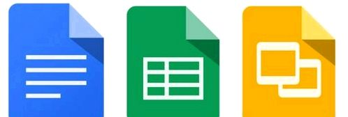 Google Docs, Sheets and Slides received templates