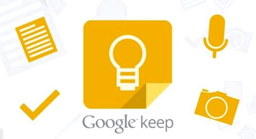 Google Keep received new features