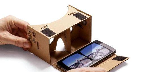 Google may introduce Android VR at the Google I / O 2016