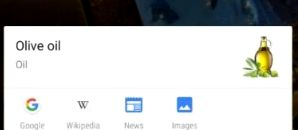Google Now on Tap equip OCR technology