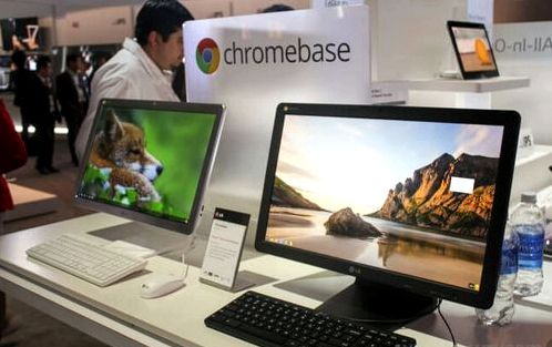 Google Chrome OS will unite and Android