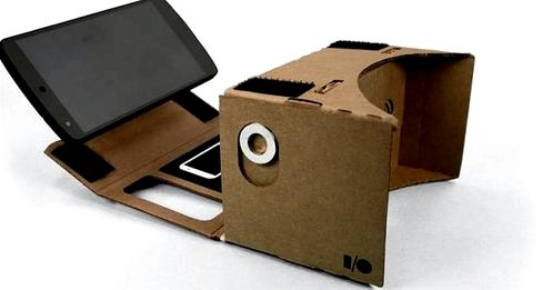 Google promises compatibility with all applications Cardboard VR-devices