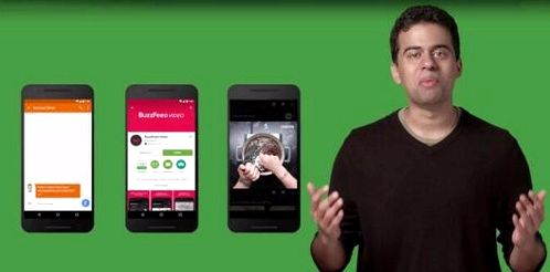 Google introduced Instant Apps - launch applications without having to install