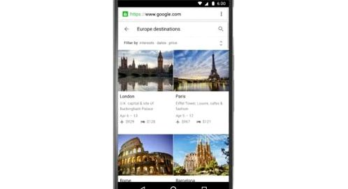 Google Search will make your trips more comfortable