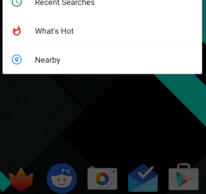 Google testing new search options