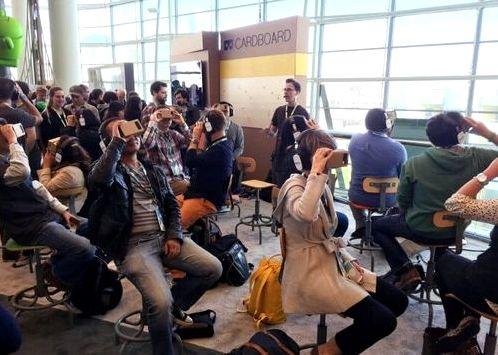 Google plans to enter the VR-business market