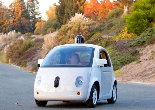 Google will create a self-managed company cars