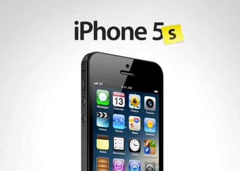 Features iPhone 5S in the network