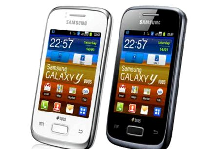 Install Stock Rom on Samsung Galaxy Y Duos S6102