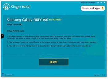 DNS AirTab MA7001 root. kingo