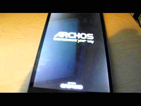 How to get a root Archos 59 Xenon root