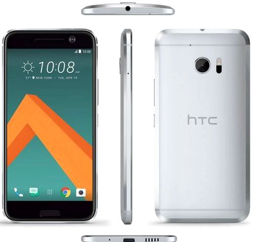 Extensive leaked HTC image 10 in the network