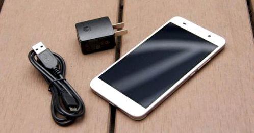 Huawei Honor 4A - HD-display and $ 96