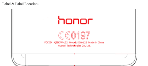 Huawei Honor Play 5X spotted at the FCC