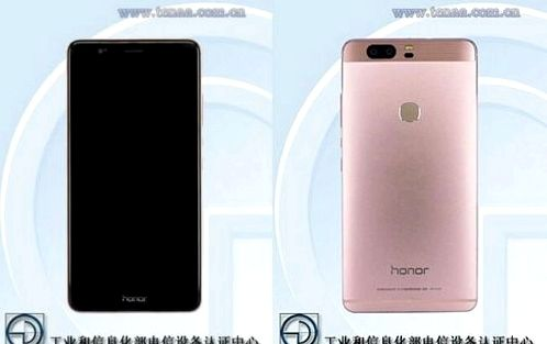 Huawei Honor V8 certified TENAA